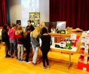 Bayer auf der Zukunftslust-Messe in Lustenau