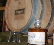 Sherryfass mit Bayer Single Malt 2011