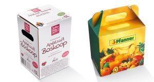 Getränkeverpackungen Karton