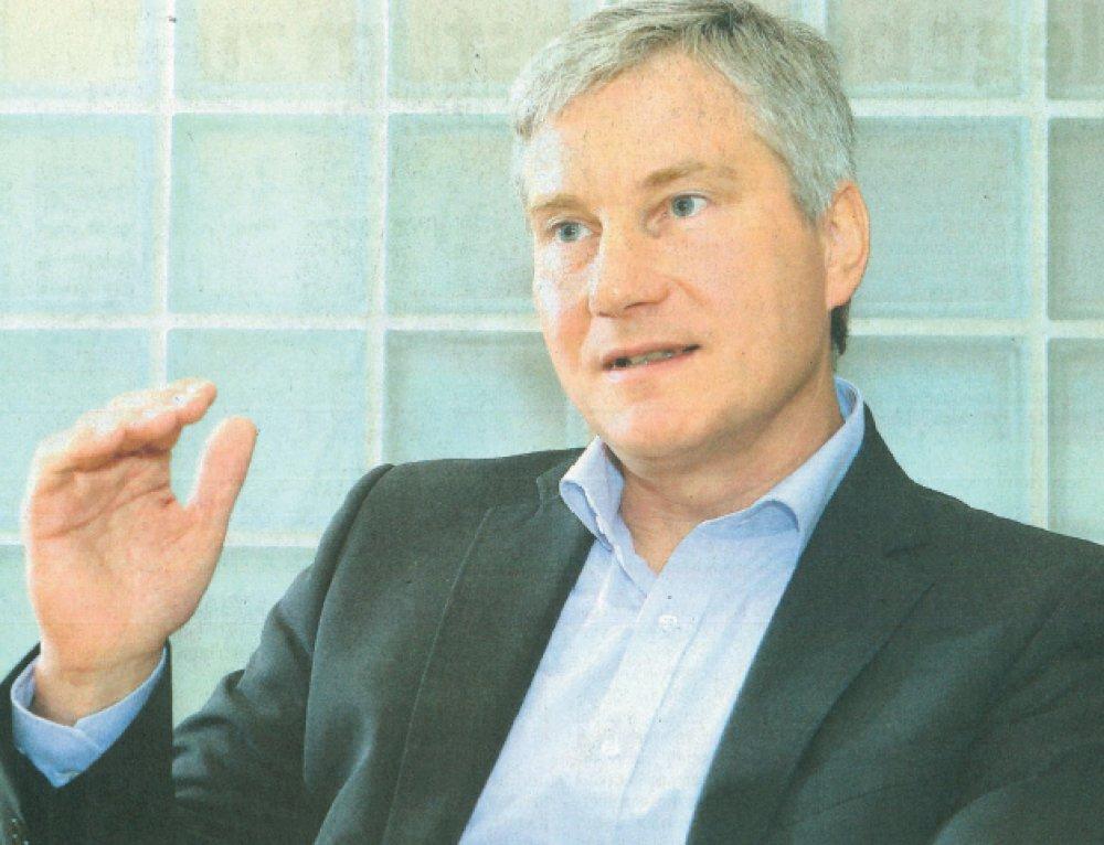 In der Nische gut verpackt: VN-Interview mit Josef Bayer