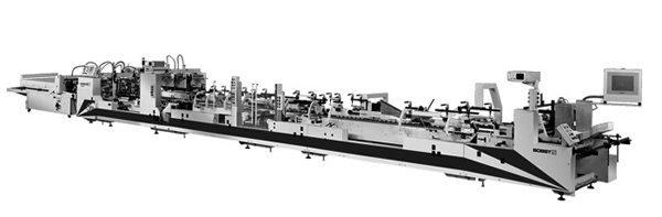 Josef Bayer GmbH - Produktion - Kleben