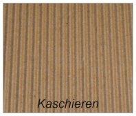 Kaschieren / beidseitig Kaschieren (großformatige Kartonbogen mit Karton und Welle als Trägermaterial, Stock)