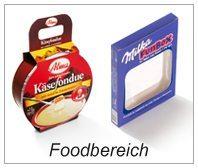 Foodbereich / Süsswaren / Lebensmittelverpackungen