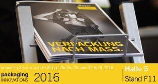 2016 Messe Zürich