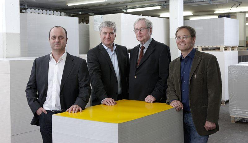 Geschäftsführung Bayer Kartonagen GmbH