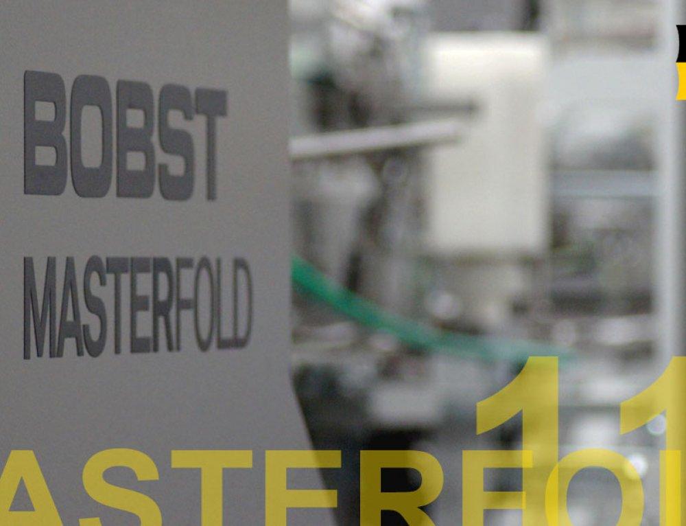 Investition in Maschinenpark: Masterfold 110