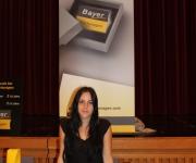 Lehrlingsbeauftragte Jeanine Harrer