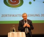 Ökoprofit Zertifikatsverleihung 2015