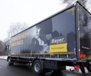 Bayer LKW 2013 - Rückansicht