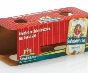 2er Clip Feldschlößchen