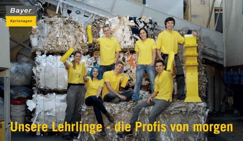 2014 Lehrlinge Gruppenfoto