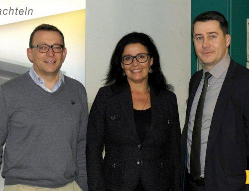 5. Unternehmertreff bei Bayer