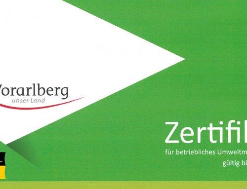Bayer erhält Ökoprift Zertifikat 2019